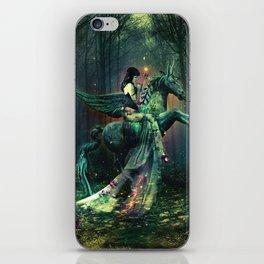 the Each Uisge - Prince of Waterhorses iPhone Skin