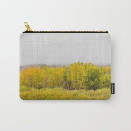 Theodore Roosevelt National Park North Unit, North Dakota 10 Carry-All Pouch