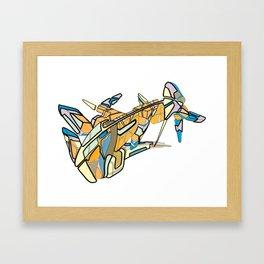 Hiva-02 Framed Art Print