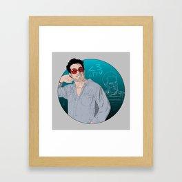 David Haydn-Jones / Ketch Framed Art Print
