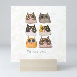 Gatitos Mini Art Print