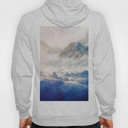 Mountain Winter Dream Hoody