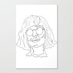 CLD7 Canvas Print