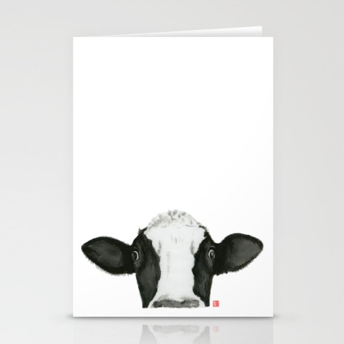 Curious Pauline Stationery Cards