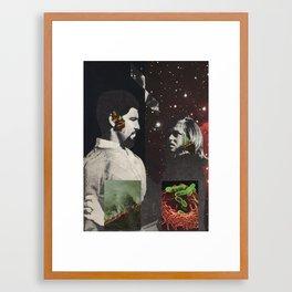 """""""7"""" Framed Art Print"""