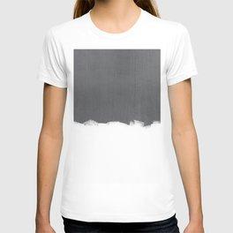 White Paint on Concrete T-shirt