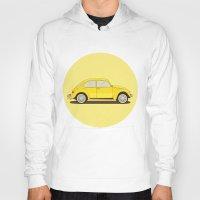 vw Hoodies featuring VW by Robert Gustafsson