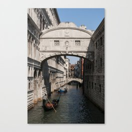 Untitled (Bridge of Sighs) Canvas Print