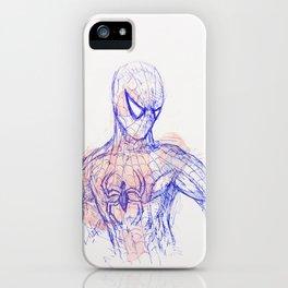 Spider-Man iPhone Case