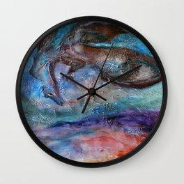 Beware of Dragon Wall Clock