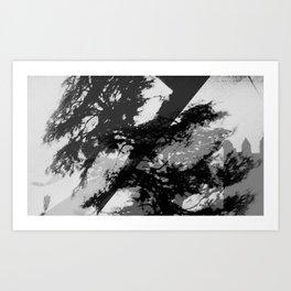 Experimental Photography#14 Art Print