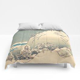 Mount Yuga Comforters