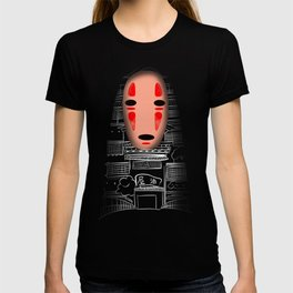 No Face Kaonashi T-shirt