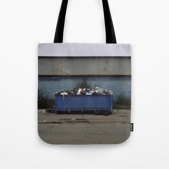 waste Tote Bag