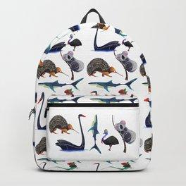 Australian animals Backpack