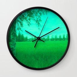 hyacintho regni Wall Clock