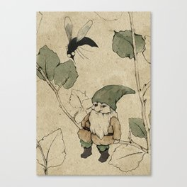 Fable #1 Canvas Print