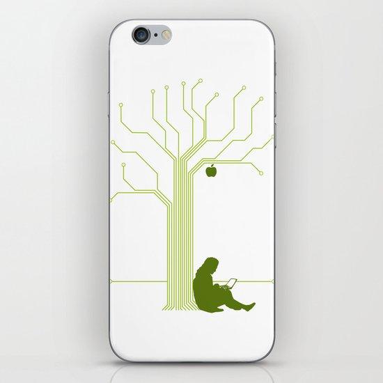 Apple CircuiTree iPhone & iPod Skin