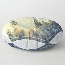 Shine Bright Floor Pillow