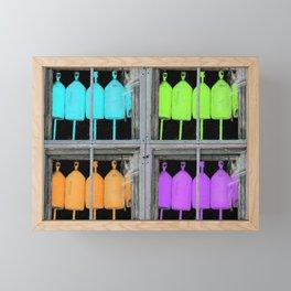 Buoy Warhol Framed Mini Art Print