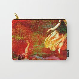 The farewells of the siren to the angel Uriel Carry-All Pouch