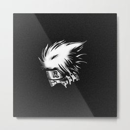 Kakashi Hatake Metal Print