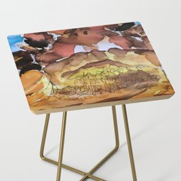 Sea Turtle Side Table