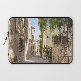 Beautiful Spanish Village Laptop Sleeve