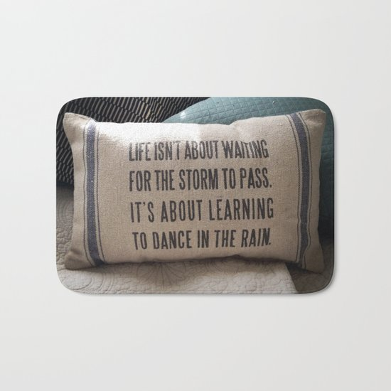 Life Bath Mat