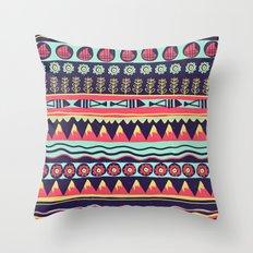 Scandinavian pattern Throw Pillow
