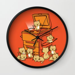 The Original Copycat Wall Clock