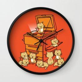 The Original Copycat Wall Clock