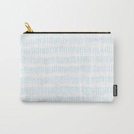 a frozen field - a handmade pattern Carry-All Pouch