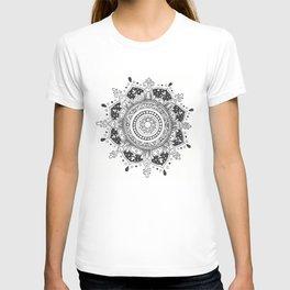 Intimate Symmetry Mandala T-shirt