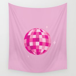 Disco Dreams Wall Tapestry