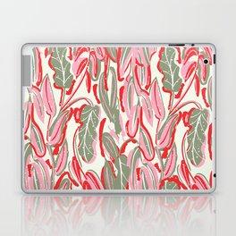 Messed Leaves Laptop & iPad Skin
