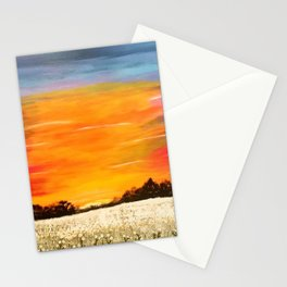 Mississippi Sunset Stationery Cards