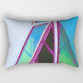 Window Of Opportunity Rectangular Pillow