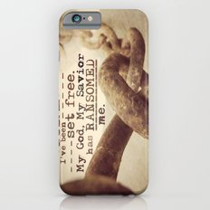 Chains are gone iPhone 6s Slim Case