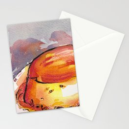Flan Stationery Cards