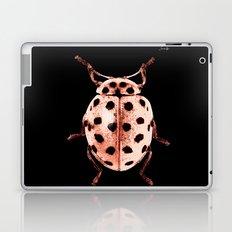 Insecte rose et noir colors fashion Jacob's Paris Laptop & iPad Skin