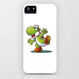 Yoshi - MARIO iPhone Case