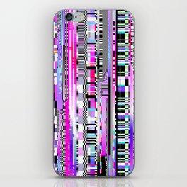 Glitch Ver.3 iPhone Skin