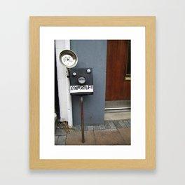 Fotograph Framed Art Print