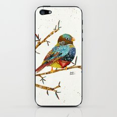 Twilight Bird 2 iPhone & iPod Skin