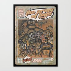 Army of Toys Canvas Print