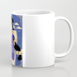 Fancy Chi Chi Coffee Mug