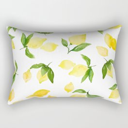 lemon love Rectangular Pillow