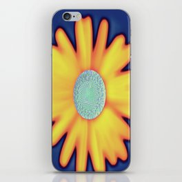 Andy  Warhola floral iPhone Skin