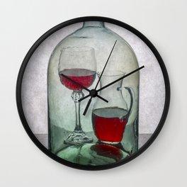 Internal contents Wall Clock